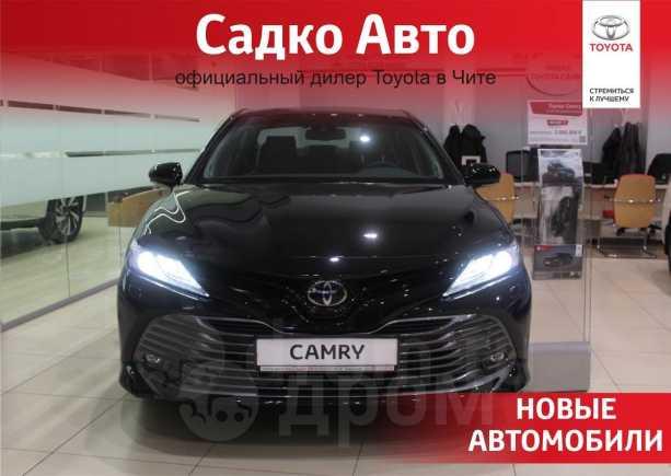 Toyota Camry, 2019 год, 2 216 000 руб.