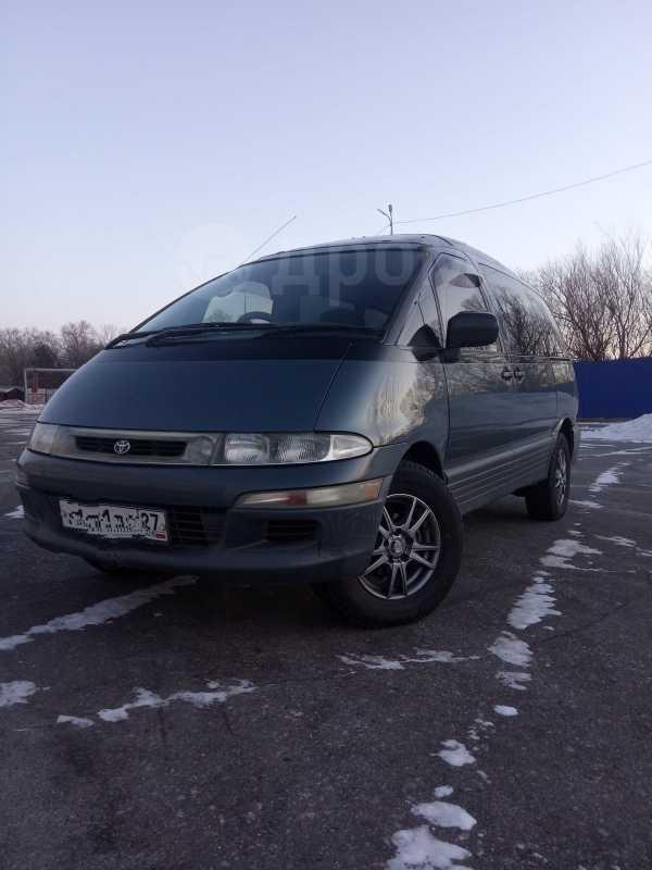 Toyota Estima Lucida, 1993 год, 300 000 руб.