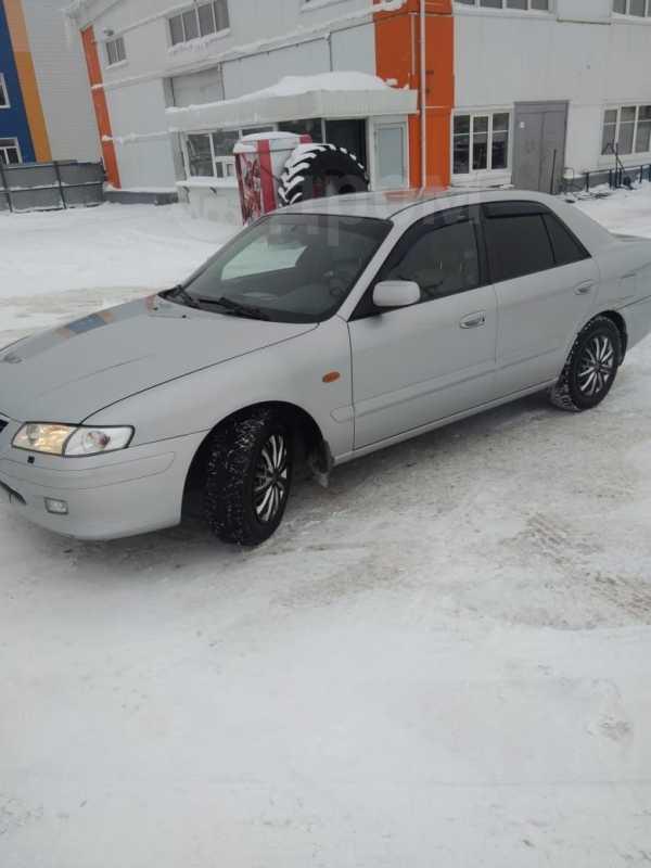 Mazda 626, 2002 год, 247 000 руб.