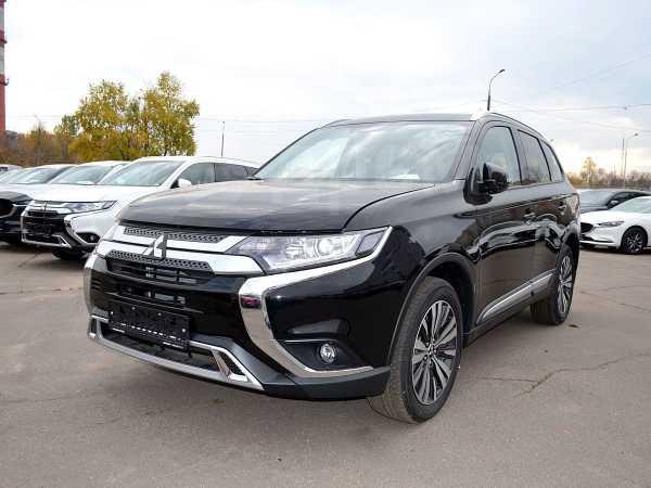 Mitsubishi Outlander, 2019 год, 2 043 000 руб.