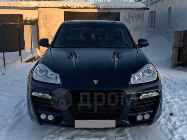 Porsche Cayenne, 2008 год, 999 999 руб.