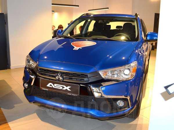 Mitsubishi ASX, 2019 год, 1 369 000 руб.