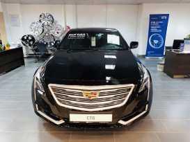 Новосибирск Cadillac CT6 2018