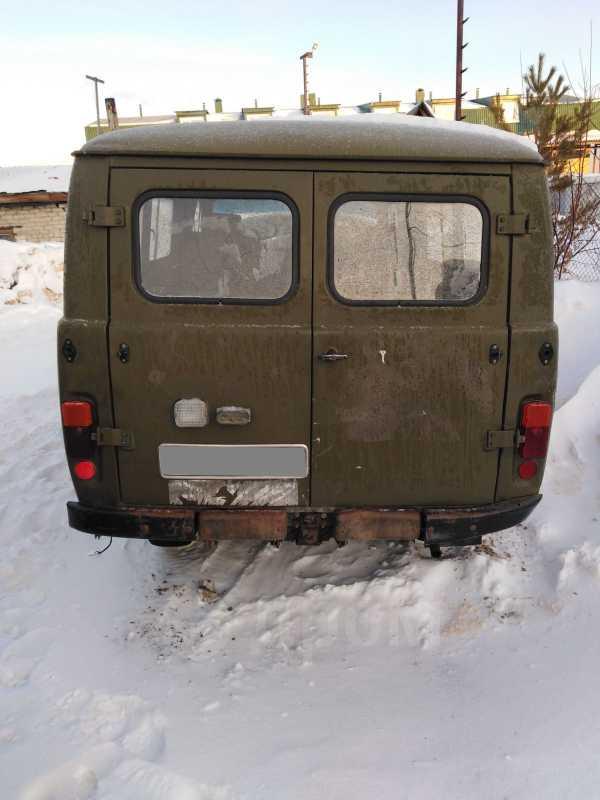 УАЗ Буханка, 1993 год, 126 000 руб.
