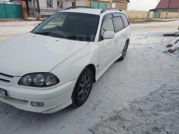 Toyota Caldina, 1999 год, 350 000 руб.
