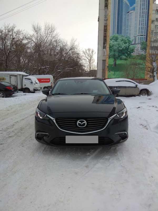 Mazda Mazda6, 2015 год, 1 340 000 руб.