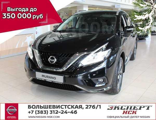 Nissan Murano, 2019 год, 2 549 000 руб.