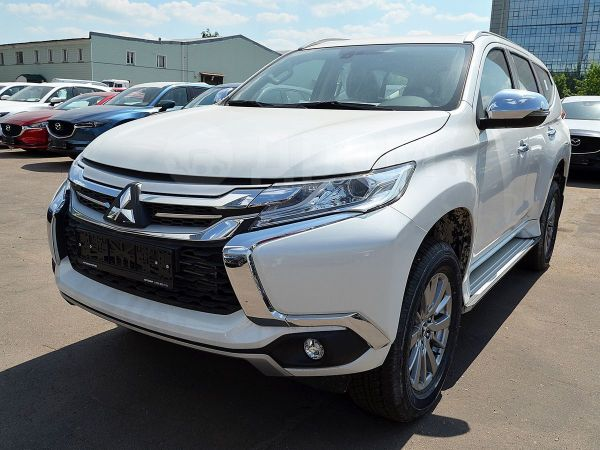 Mitsubishi Pajero Sport, 2019 год, 2 449 000 руб.