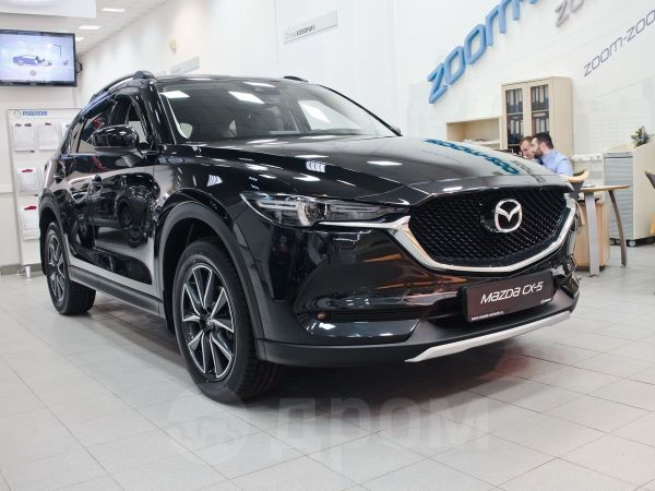 Mazda CX-5, 2019 год, 2 432 170 руб.