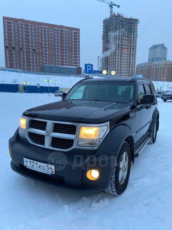 Dodge Nitro, 2007 год, 800 000 руб.