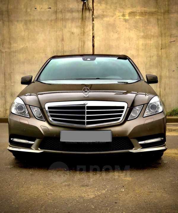 Mercedes-Benz E-Class, 2011 год, 870 000 руб.