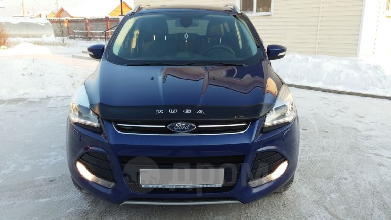 Ford Kuga, 2015 год, 1 045 000 руб.