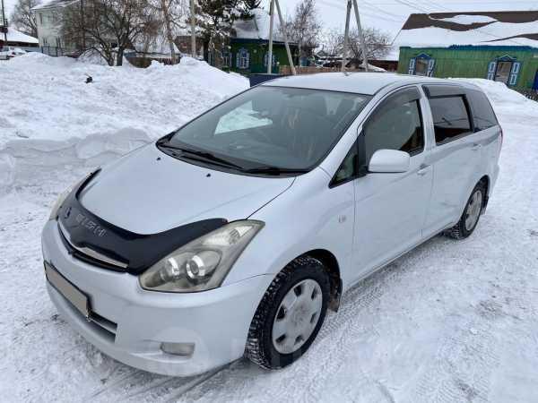 Toyota Wish, 2008 год, 645 000 руб.