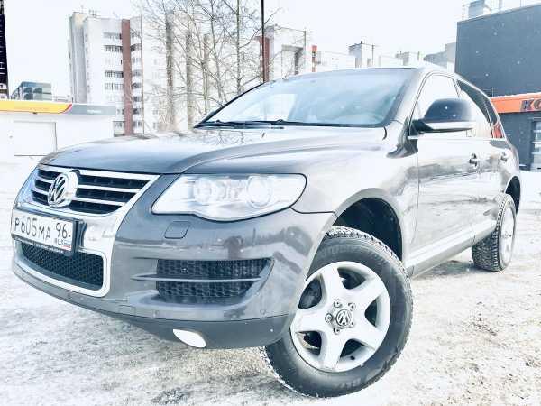 Volkswagen Touareg, 2009 год, 669 000 руб.