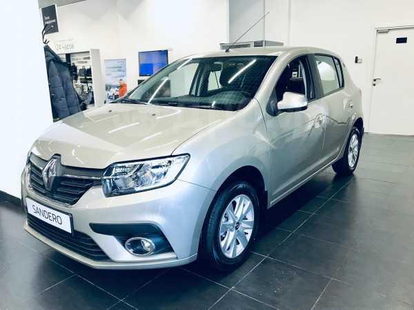 Renault Sandero, 2019 год, 743 658 руб.