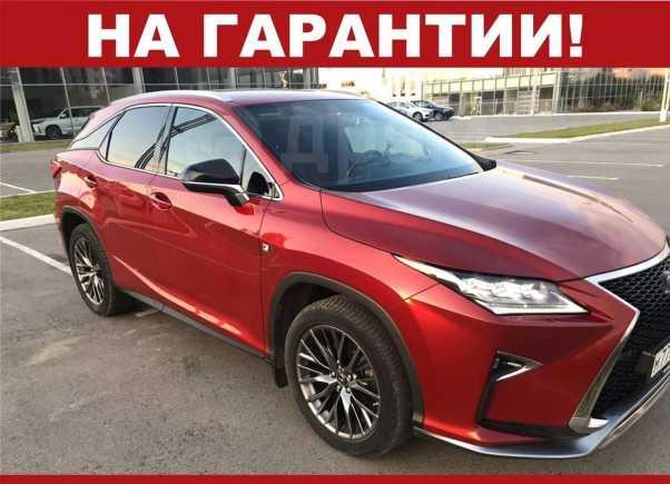 Lexus RX200t, 2017 год, 2 700 000 руб.