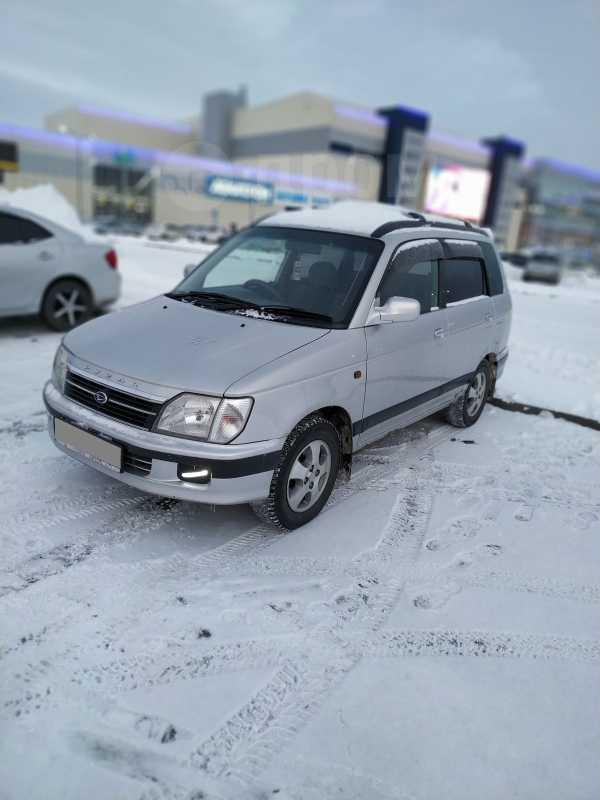 Daihatsu Pyzar, 1999 год, 165 000 руб.