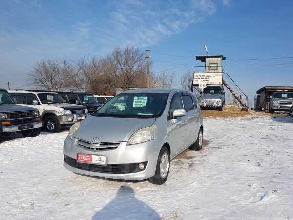 Toyota Passo Sette, 2009 год, 498 000 руб.
