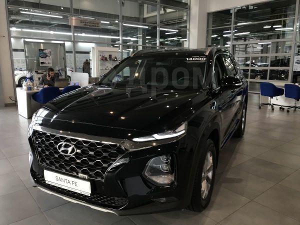 Hyundai Santa Fe, 2019 год, 2 460 000 руб.