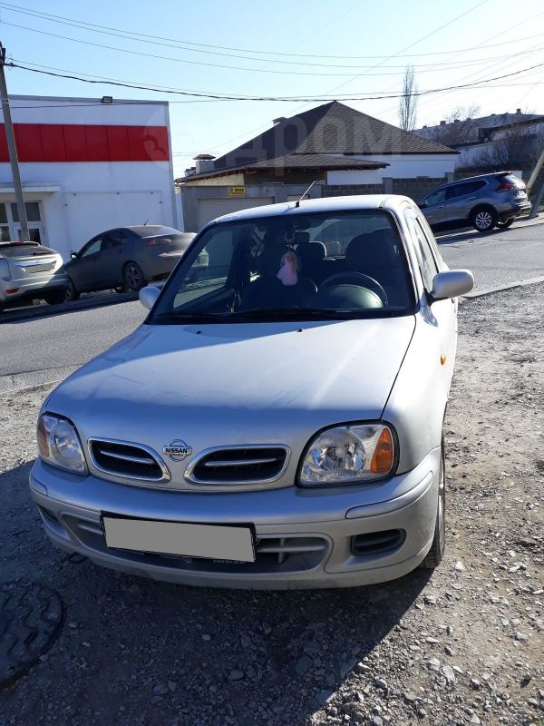 Nissan Micra, 2002 год, 160 000 руб.