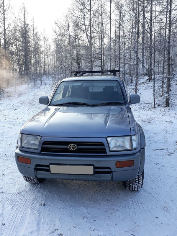 Toyota Hilux Surf, 1997 год, 300 000 руб.