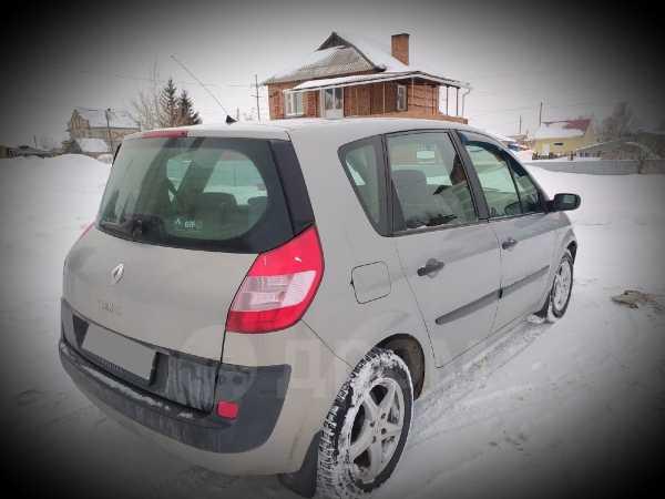 Renault Scenic, 2004 год, 260 000 руб.
