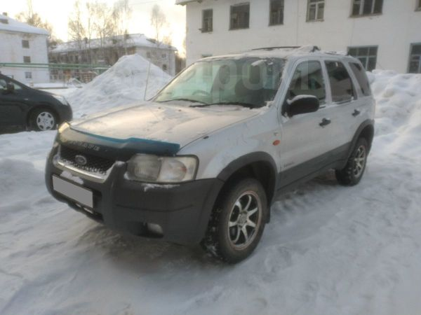 Ford Escape, 2001 год, 320 000 руб.