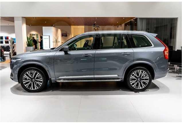 Volvo XC90, 2019 год, 4 875 930 руб.