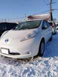 Nissan Leaf, 2014 год, 518 000 руб.