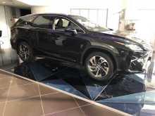 Москва Lexus RX350 2019