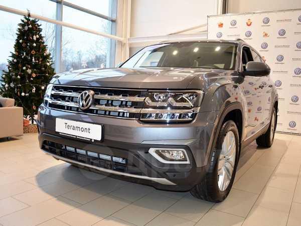 Volkswagen Teramont, 2019 год, 4 024 000 руб.