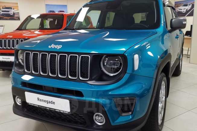 Jeep Renegade, 2019 год, 2 623 000 руб.