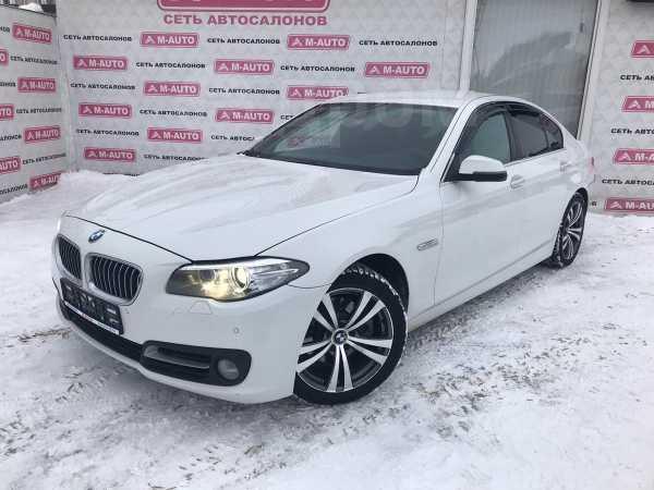 BMW 5-Series, 2013 год, 1 089 900 руб.