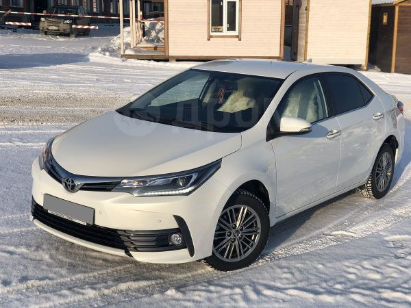 Toyota Corolla, 2018 год, 1 325 000 руб.