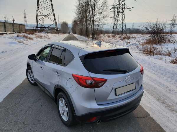 Mazda CX-5, 2015 год, 1 240 000 руб.