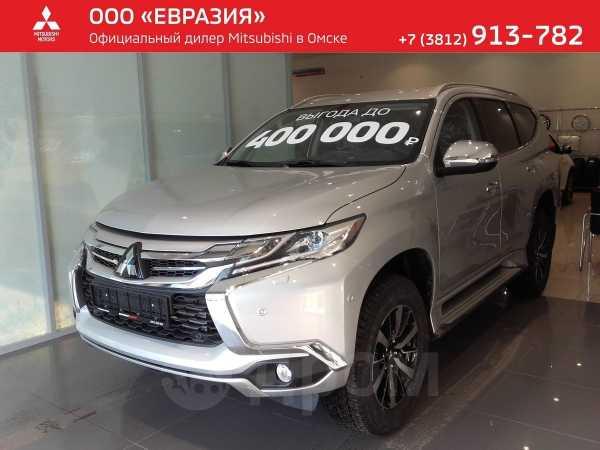 Mitsubishi Pajero Sport, 2019 год, 3 146 000 руб.