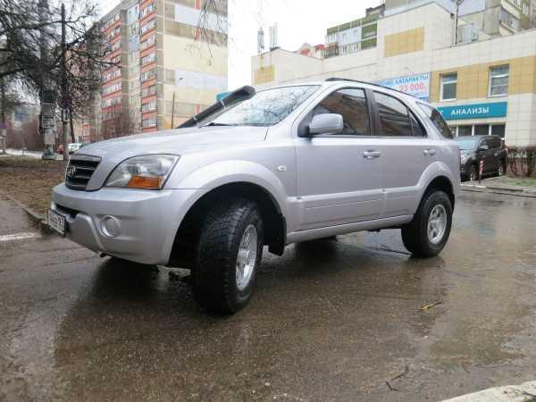 Kia Sorento, 2007 год, 550 000 руб.
