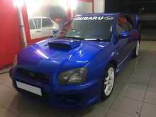 Витязево Impreza WRX 2002