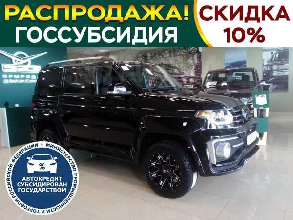 УАЗ Патриот, 2019 год, 1 334 100 руб.