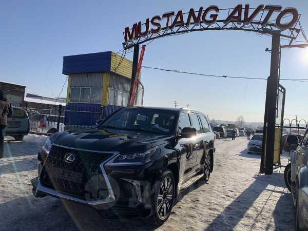 Lexus LX570, 2019 год, 7 606 000 руб.
