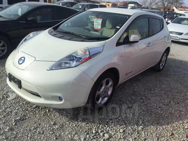 Nissan Leaf, 2012 год, 520 000 руб.