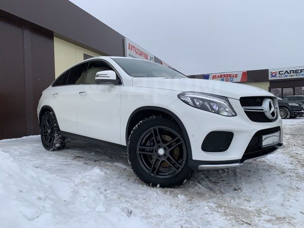 Mercedes-Benz GLE Coupe, 2016 год, 3 690 000 руб.
