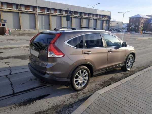 Honda CR-V, 2014 год, 1 230 000 руб.