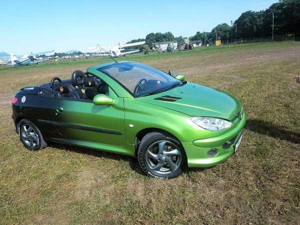 Peugeot 206, 2003 год, 340 000 руб.