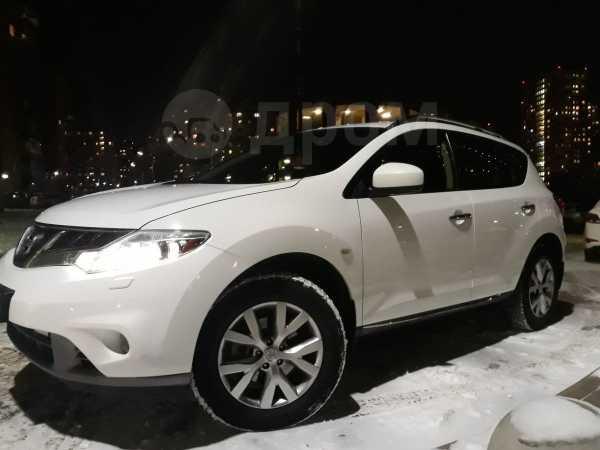Nissan Murano, 2013 год, 1 045 000 руб.