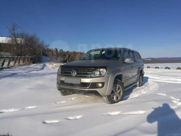 Volkswagen Amarok, 2010 год, 997 000 руб.
