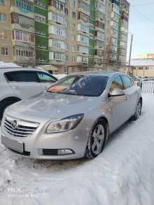 Пыть-Ях Opel Insignia 2011