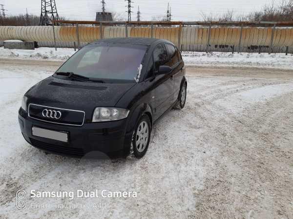 Audi A2, 2000 год, 300 000 руб.