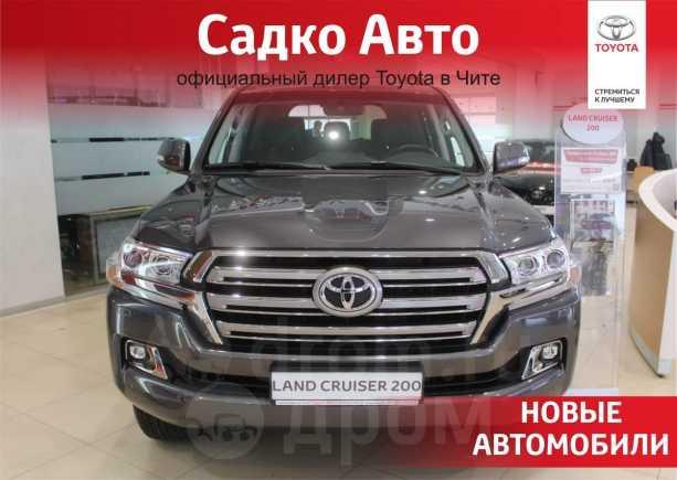 Toyota Land Cruiser, 2019 год, 4 917 000 руб.