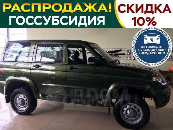 УАЗ Патриот, 2019 год, 798 500 руб.